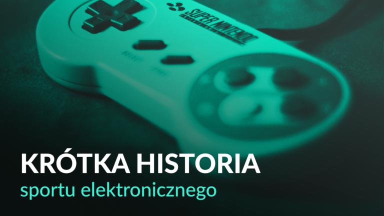 Historia sportów elektronicznych