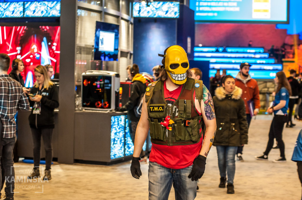 IEM Katowice 2019 cosplay expo