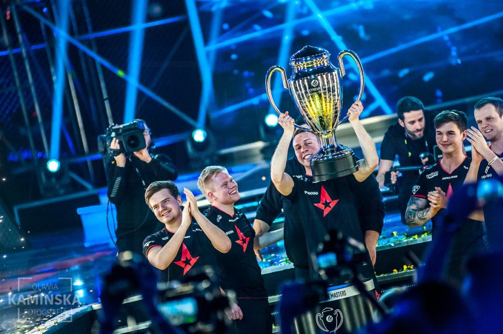 Astralis mistrzowie IEM Katowice 2019 cs:go major